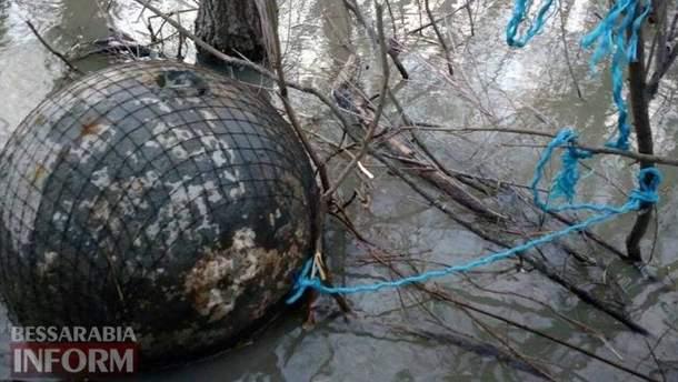 Наводнение подняло мины весом в полтонны со дна Дуная