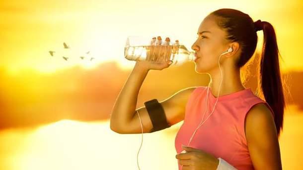 Что нужно пить до и после тренировки: советы диетолога