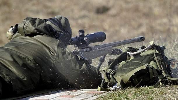 Защита от снайперов для Украины
