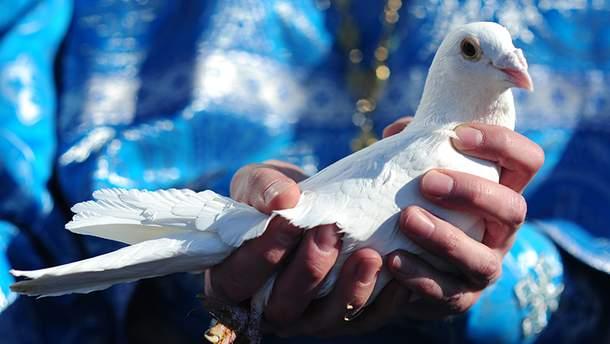 Привітання з Благовіщенням українською мовою