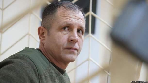 Володимир Балух не припиняє голодування