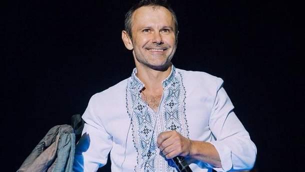 Святослав Вакарчук опроверг слухи о своих президентских амбициях