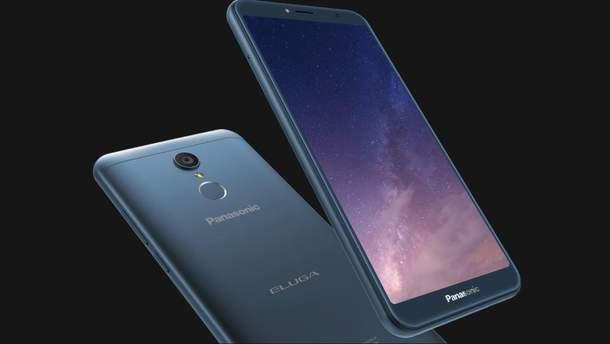 Стартував продаж бюджетного смартфону Panasonic Eluga Ray 550