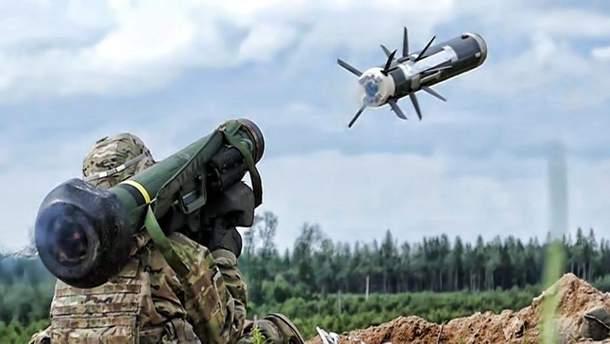 """Україна вчасно отримає від США """"Джавеліни"""""""
