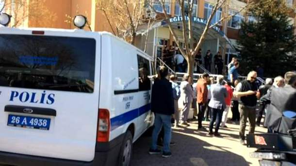 Стрілянина  в університеті в Туреччині: нападник вбив 4 осіб