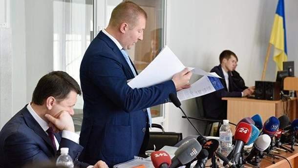 Адвокат Сердюк