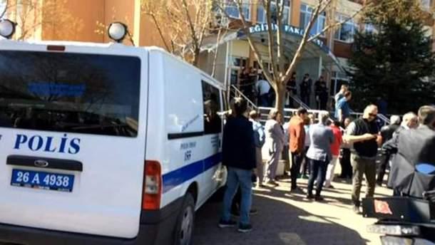 Стрельба в университете в Турции: нападавший убил 4 человек