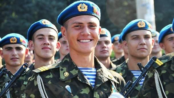 В Раде проголосовали за переименование десантных войск