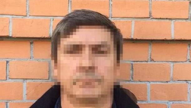"""У Херсоні невідомі спробували силою звільнити затриманого кримського """"депутата"""""""