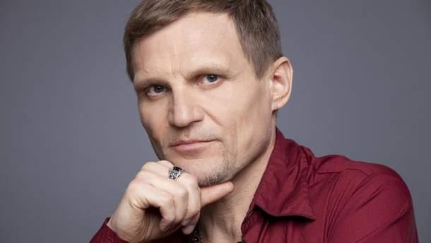 Олег Скрипка висловився про війну на Донбасі