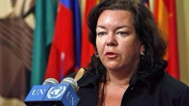 Карен Пирс привела аргументы Великобритании относительно обвинений в адрес России в отравлении Скрипаля и его дочери