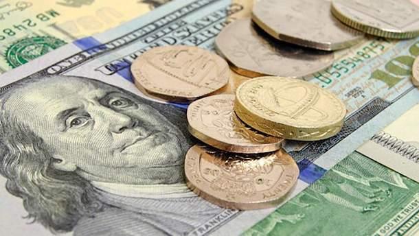 Курс валют НБУ на 10 апреля