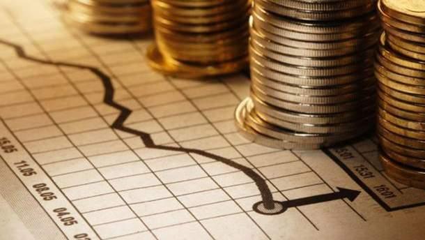 ВПП Украины в 2019-2020 годах будет расти медленнее, чем ожидалось