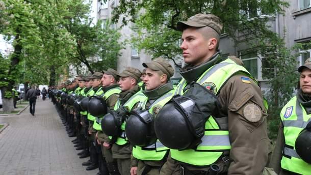 21,6 тисяч правоохоронців працюватимуть у Великодню ніч