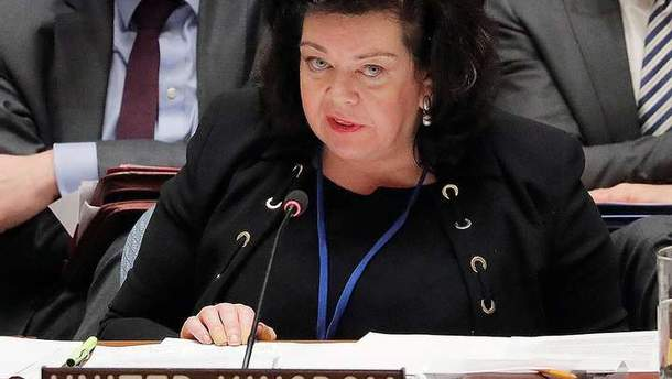 Британський посол порівняла Росію із професором Моріарті