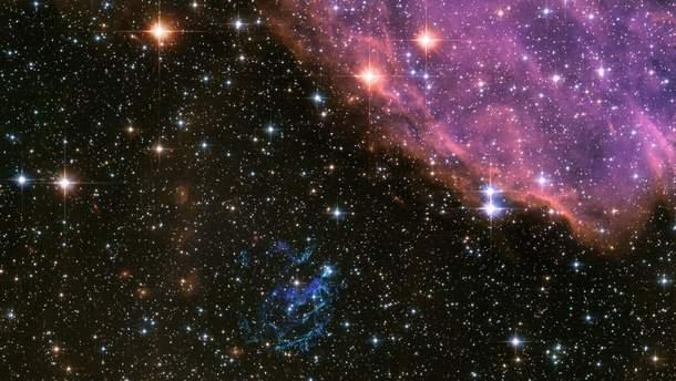 Вчені виявили поза межами Чумацького Шляху зірку, яка раніше була недоступною