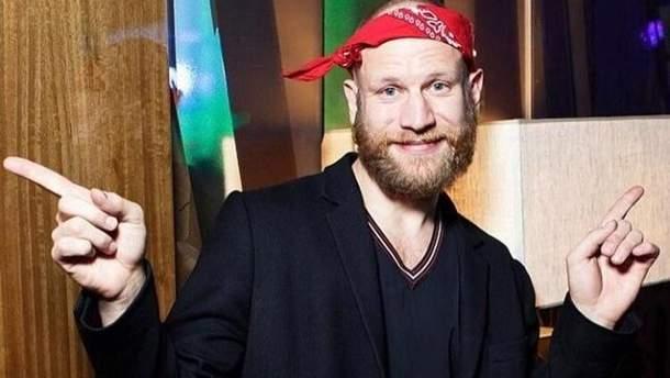Іван Дорн зняв кліп в Африці