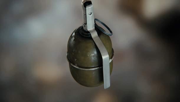 В Северодонецке мужчина подорвал себя гранатой