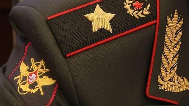 Подозреваемым в смерти мирных жителей на Донбассе является российский генерал