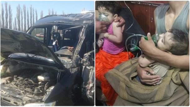 Головні новини 8 квітня в Україні та світі: Смертельна ДТП у Криму, хімічна атака в Сирії