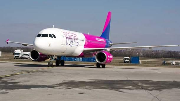 Wizz Air відновлює рейси з Харкова