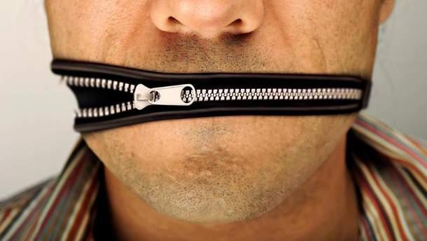 В Україні зафіксовано 71 випадок порушень свободи слова