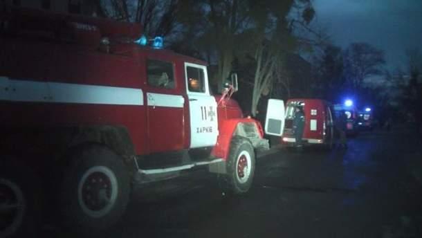 Пожежу у Харкові