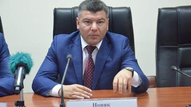 """Глава """"Укртрансбезопасности"""" Михаил Ноняк"""
