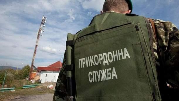 Прикордонники посилюють охорону межі з Кримом