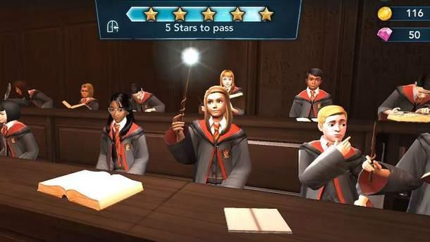 На смартфонах появится новая игра про мир Гарри Поттера