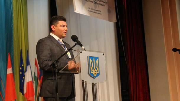 Михаил Ноняк пытается остановить коррупуцию в Укртрансбезпеке