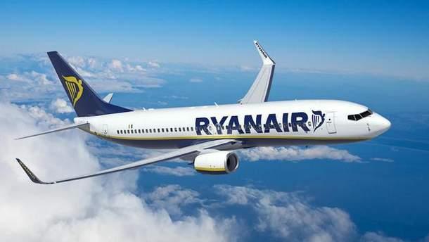 Ryanair відкрив продаж квитків на рейси з Києва до Берліна