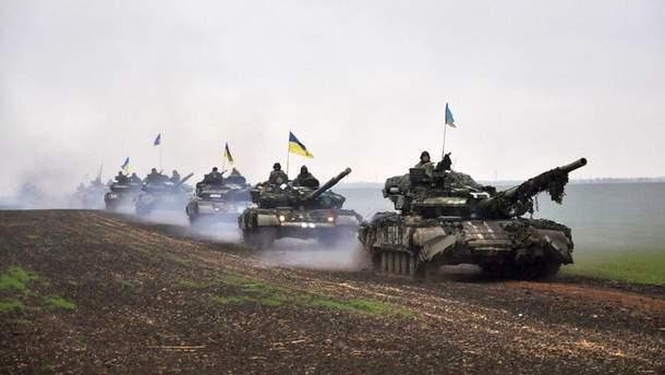 Российские оккупанты 16 раз обстреляли позиции ВСУ, есть раненые