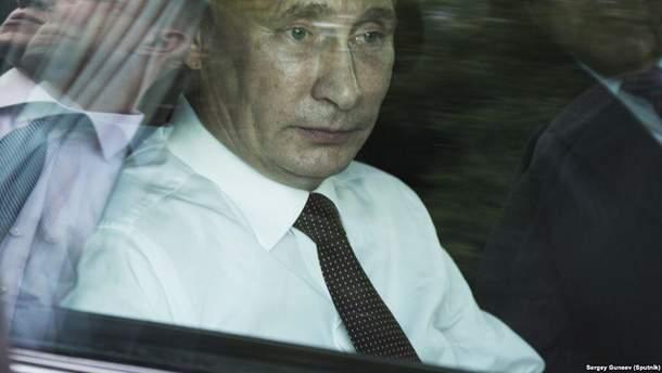 Путина напугали действия НАТО