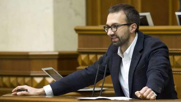 Сергей Лещенко выразил свое мнение об отчетности антикорупционеров