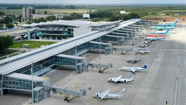 """Аэропорт """"Борисполь"""" снесет один из терминалов"""