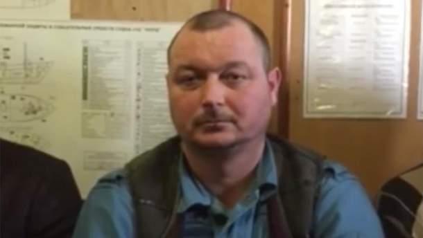"""Капитан судна """"Норд"""" после освобождения из-под стражи планирует поехать на Запорожье, - адвокат"""