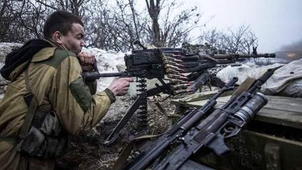 """Проросійські бойовики порушили """"великоднє перемир'я"""""""