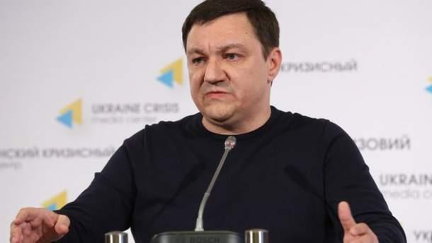 Тимчук обратился к Гиркину-Стрелкову