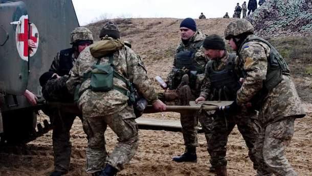 В Україні може з'явитись окремий медичний рід військ