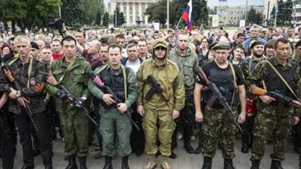 Пророссийские боевики на Донбассе получили новые задачи от Генштаба ВС РФ