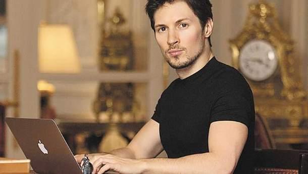 Павло Дуров не отримував британського громадянства