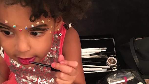 Дочь Бейонсе имеет собственного стилиста и персонального покупателя