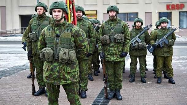 Добровольческие силы национальной обороны Литвы