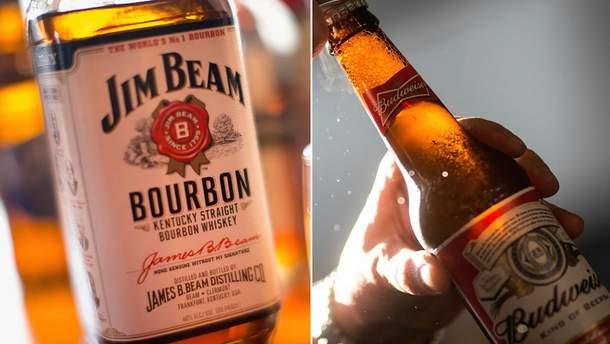 Алкогольные бренды выпустят пиво со вкусом виски