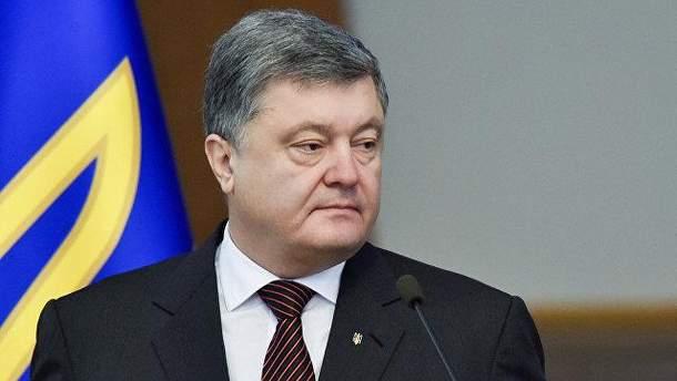 Порошенко уверен, что Украина победит в войне на Донбассе