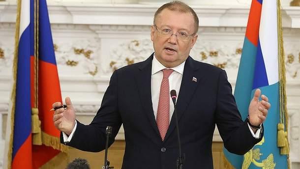 Яковенко хочет личной встречи с Джонсоном