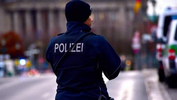 В Германии микроавтобус въехал в толпу пешеходов