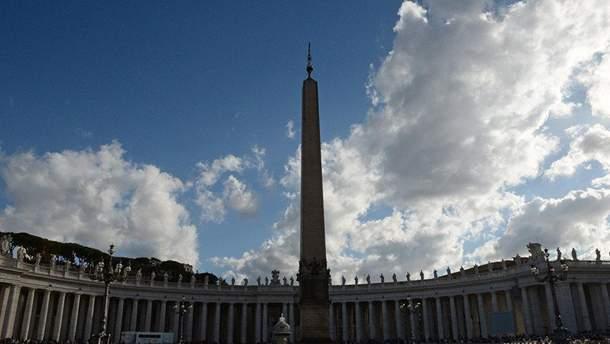 Скандал в Ватикане