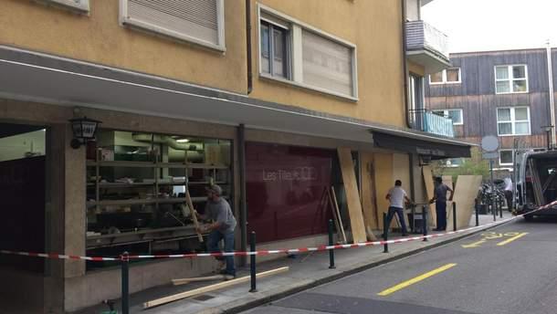 Взрыв произошел в ресторане в Женеве: 15 пострадавших